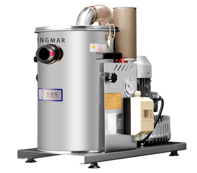 GD系列固定式工业吸尘器