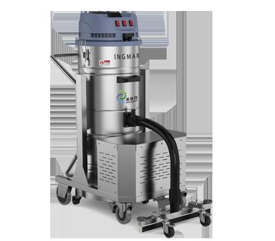 D/100F双桶锂电反吹吸尘器
