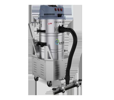 B/80F反吹清灰单桶电瓶工业吸尘器